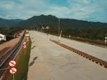 Hutama Karya Kebut Pembangunan Tol Padang-Sicincin