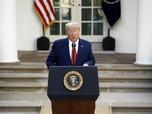 Heboh! Pendukung Trump Tak Boleh Gugat Bila Positif Corona