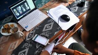 60 Persen Mahasiswa Pulang Kampung, Kuliah Online Kala Corona
