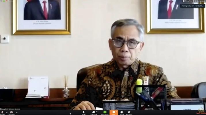 Presiden Joko Widodo (Jokowi) akhirnya meneken penerbitan Peraturan Pemerintah Pengganti Undang-undang.