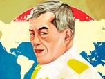 Sensasi Raja Thailand, Karantina di Jerman & Bawa 20 Selir