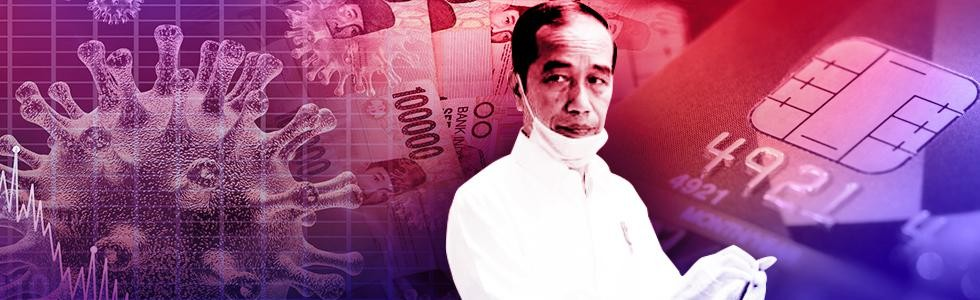 Guyuran Insentif Jokowi Lawan Corona