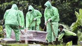 PPNI Kecam Penolakan Pemakaman Jasad Perawat Positif Corona