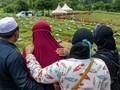 FOTO: Pemakaman Khusus Pasien Corona yang Meninggal