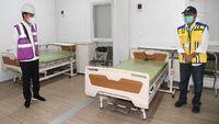 Dibuka 6 April, Ini Rincian RS Darurat Corona Pulang Galang