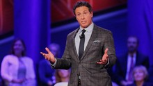 Presenter CNN Chris Cuomo Positif Terinfeksi Virus Corona