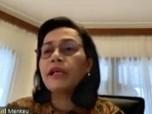 Ekonomi China Minus 6,8%, Sri Mulyani: Ini Shock Besar!