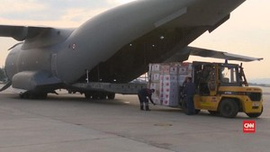 VIDEO: Tangani Corona, Turki dan Rusia Kirim Bantuan Medis