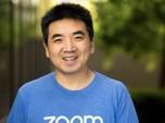 Ini Miliuner di Balik Aplikasi Zoom, Buat Rapat Online
