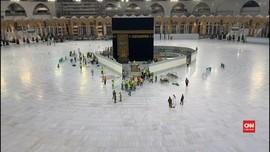 VIDEO: Saudi Minta Umat Islam Tunda Niat Haji Tahun Ini