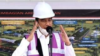 Jokowi Subsidi 2,5 Juta Warga DKI yang Terdampak Virus Corona
