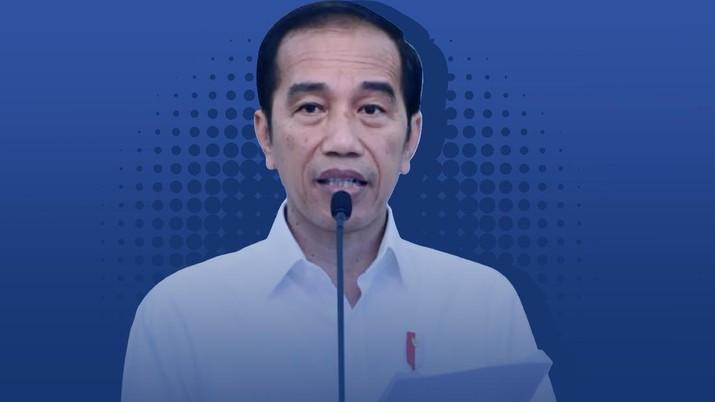 Infografis/ rincian  stimulus Jokowi Sebesar Rp 405,1 T/Aristya Rahadian Krisabella