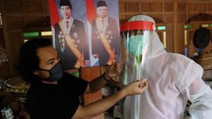 Usai Masker, Apple Buat Jutaan Pelindung Wajah Lawan Corona