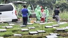 Lahan 2 Hektare Khusus Jenazah Corona Disiapkan di Palembang