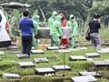 123 Meninggal, Angka Kematian akibat Covid-19 di DKI 10,68 %