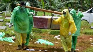 PBNU Minta Warga Tak Menolak Pemakaman Jenazah Corona