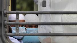 Waspada Corona, Polisi India Kembali Amankan 10 WNI
