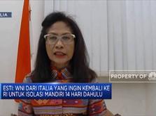 Italia Lockdown, KBRI Sarankan WNI Tak Kembali Ke Indonesia