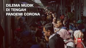 VIDEO: Dilema Mudik di Tengah Pandemi Corona