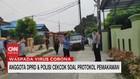 VIDEO: Anggota DPRD & Polisi Cekcok Soal Protokol Pemakaman