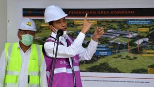 Jokowi Bakal Rekrut 530 Ribu Tenaker untuk Padat Karya Tunai