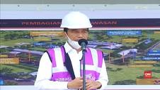 VIDEO: Presiden Jokowi Tinjau Kesiapan RS Pulau Galang