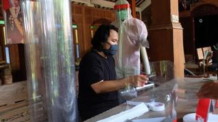 Pelajar di Banda Aceh Ciptakan APD untuk Tenaga Medis
