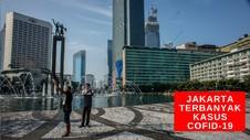 VIDEO:  808 Orang Terjangkit Covid-19 di Jakarta