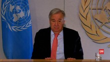 VIDEO: PBB Imbau Negara Maju Bantu Hadapi Pandemi Corona