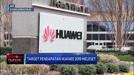 Target Meleset, Huawei Salahkan Blacklist AS
