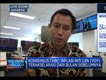 Hadapi Corona, Inflasi Maret Diproyeksi 0,13% (mtm)