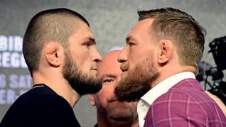 McGregor Bisa Gantikan Khabib Lawan Ferguson di UFC 249