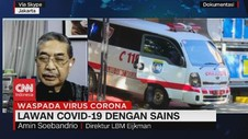 VIDEO: Lawan Covid-19 Dengan Sains