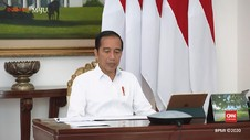 VIDEO: Presiden Minta Menkes Aturan PSBB