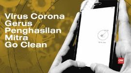 VIDEO: Virus Corona Gerus Penghasilan Mitra Go Clean
