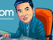 Ini Erick Yuan, Miliuner di Balik Aplikasi Rapat Online Zoom