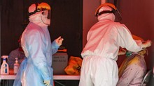 126 Orang Positif Corona via Rapid Test, Depok Gelar Tes PCR