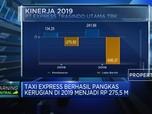 Taxi Express Pangkas Kerugian Jadi Rp 275,50 M