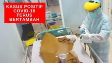 Video: Kasus Positif Covid-19 Indonesia Terus Bertambah