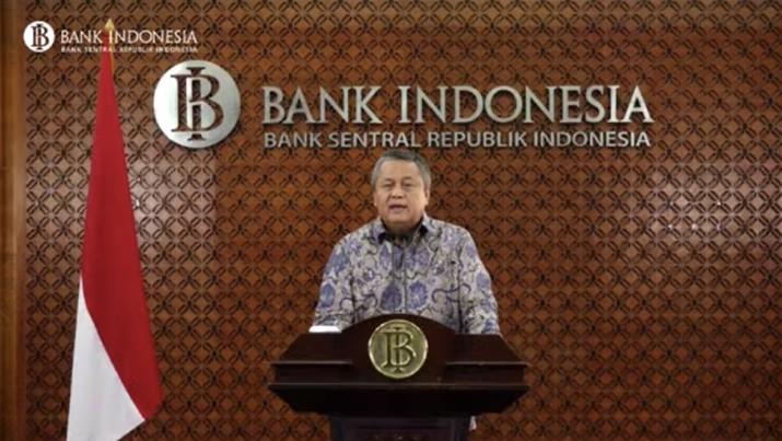 Bank Indonesia (BI) mengatakan kondisi yang terjadi saat ini dinilai sangat berbeda dengan kondisi krisis keuangan global
