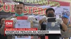 VIDEO: Hati-hati Penipuan Penjualan Masker