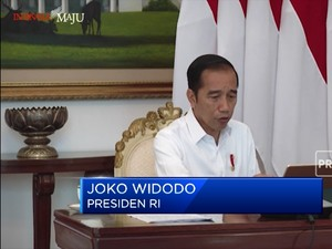 Pemblokiran Daerah Ganggu Logistik, Ini Sikap Jokowi