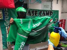 Kontroversi Ojol Bawa Penumpang saat PSBB, Grab Tunggu Arahan