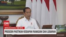 VIDEO: Presiden Pastikan Kesiapan Ramadan & Lebaran