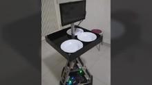 ITS-Unair Buat Robot untuk Bantu Penanganan Pasien Corona