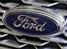 Dampak Corona, Ford Motor Rugi hingga Rp 31 T di Q1