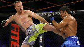 Justin Gaethje Resmi Gantikan Khabib Nurmagomedov di UFC 249
