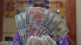 Modal Asing Beri Tenaga Rupiah ke Rp16.430 per Dolar AS