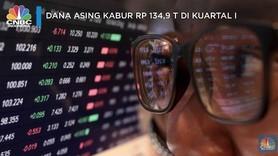 3 Bulan, Dana Asing Rp 134,9 T Kabur dari Obligasi RI