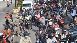Larangan Mudik, 1.123 Kendaraan Ditolak Masuk Jawa Timur